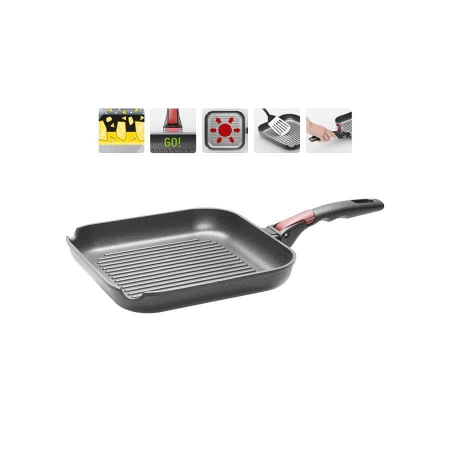 Сковорода-гриль Nadoba
