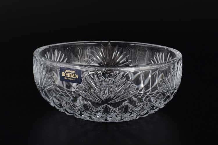 VEGA-NOVA Конфетница Crystalite Bohemia 14 см