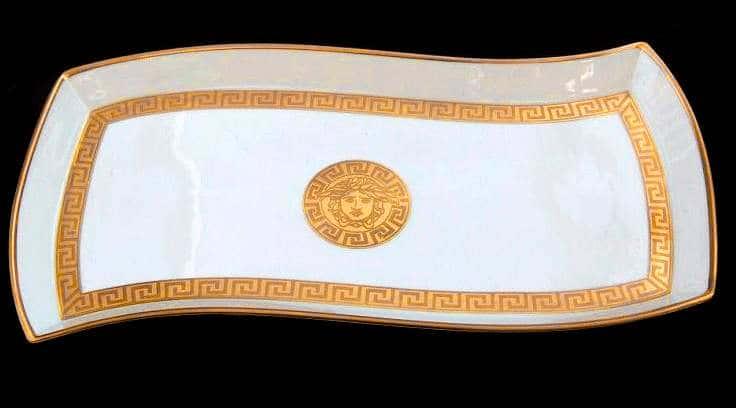 Медуза Рулетница фигурная Bavarian Porcelain 32 см