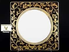 Tosca Black Gold Набор тарелок FalkenPorzellan 27 см (6 шт)