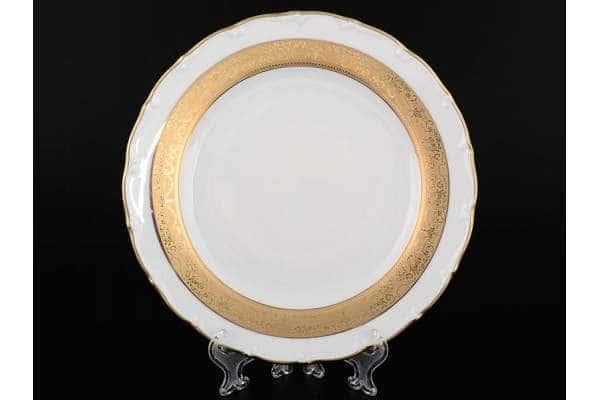 Мария Луиза Матовая полоса Набор тарелок Carlsbad 19 см (6 шт)