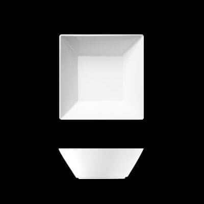 Салатник квадратный Фьюжн 22см