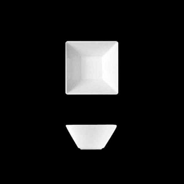 Салатник квадратный Фьюжн 9см