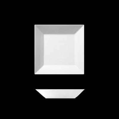 Тарелка квадратная 22см Фьюжн