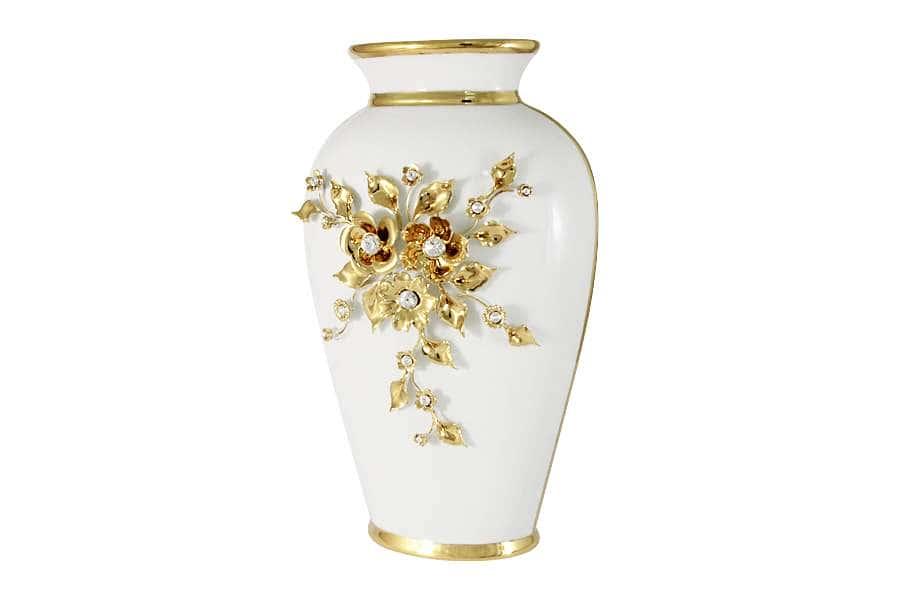 Ваза декоративная для цветов Флора Bruno Costenaro Италия