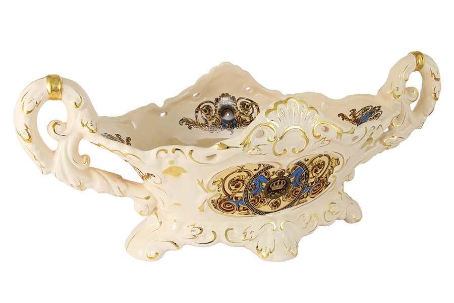 Декоративная ваза Корона Babyzon Dynasty