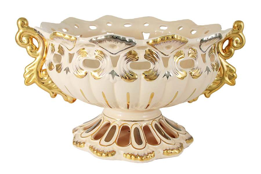 Декоративная ваза Ажур Babyzon Dynasty Китай