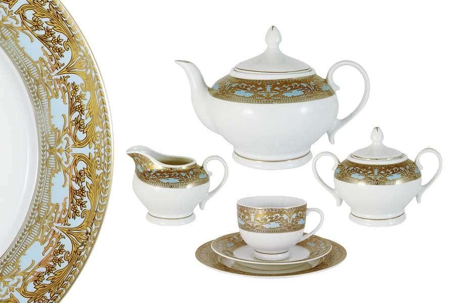 Чайный сервиз  23 предмета на 6 персон Кобург
