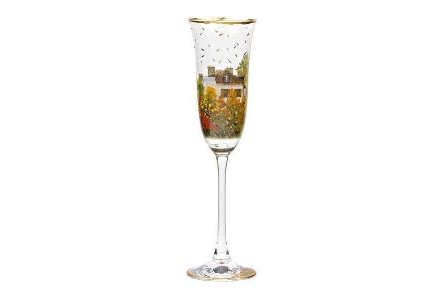 Бокал для шампанского Дом художника