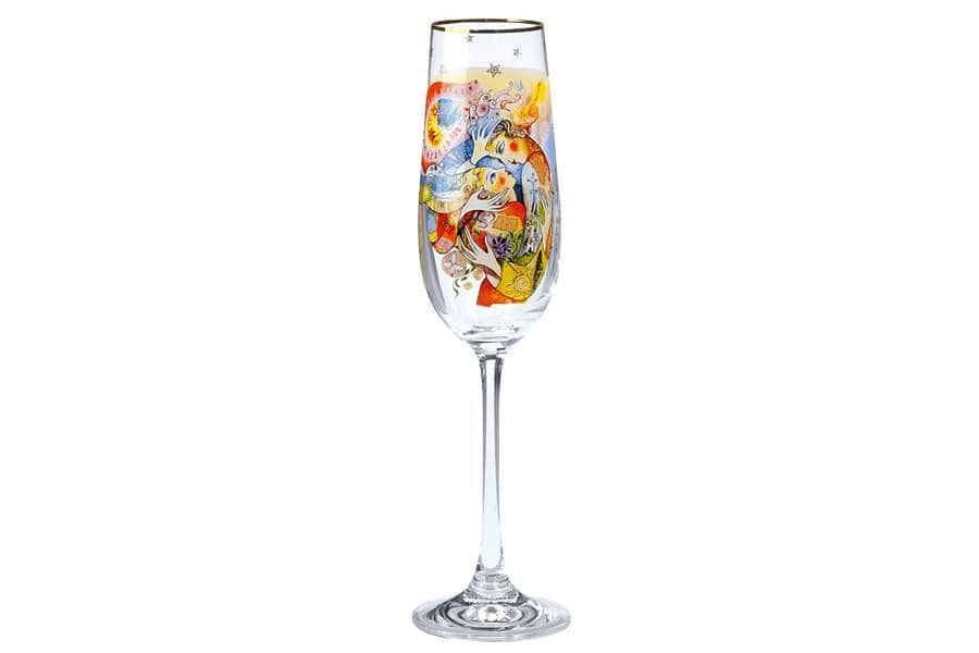 Бокал для шампанского Любовь