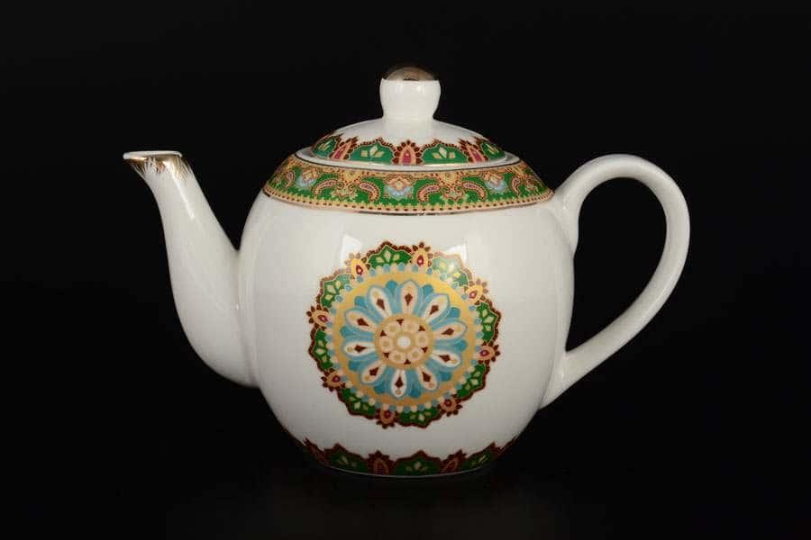 Восточный Заварочный чайник из фарфора Royal Classics