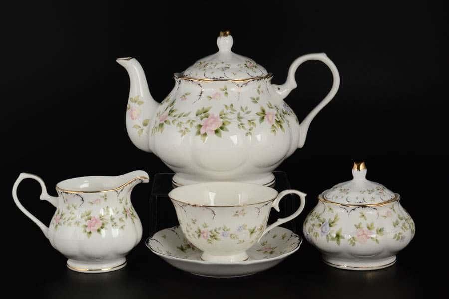 Воспоминание Чайный сервиз Royal Classics 6 перc. 15 предметов