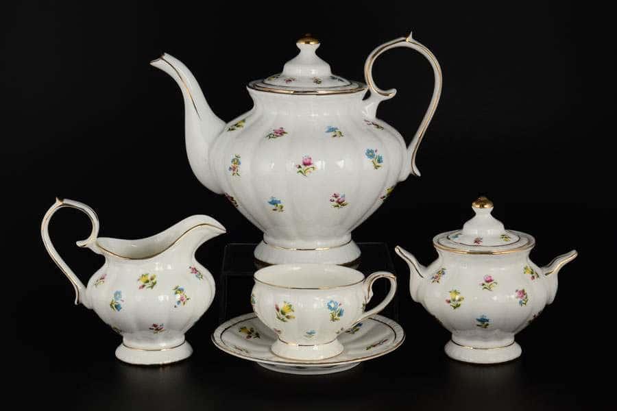 Мария Чайный сервиз Royal Classics на 6 персон 15 предметов