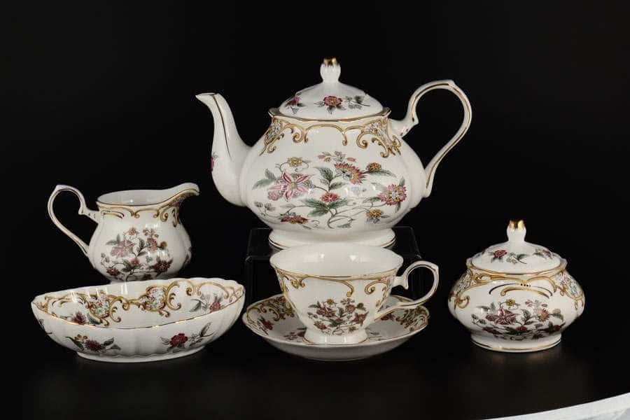 Версаль Чайный сервиз Royal Classics на 12 персон 30 предметов