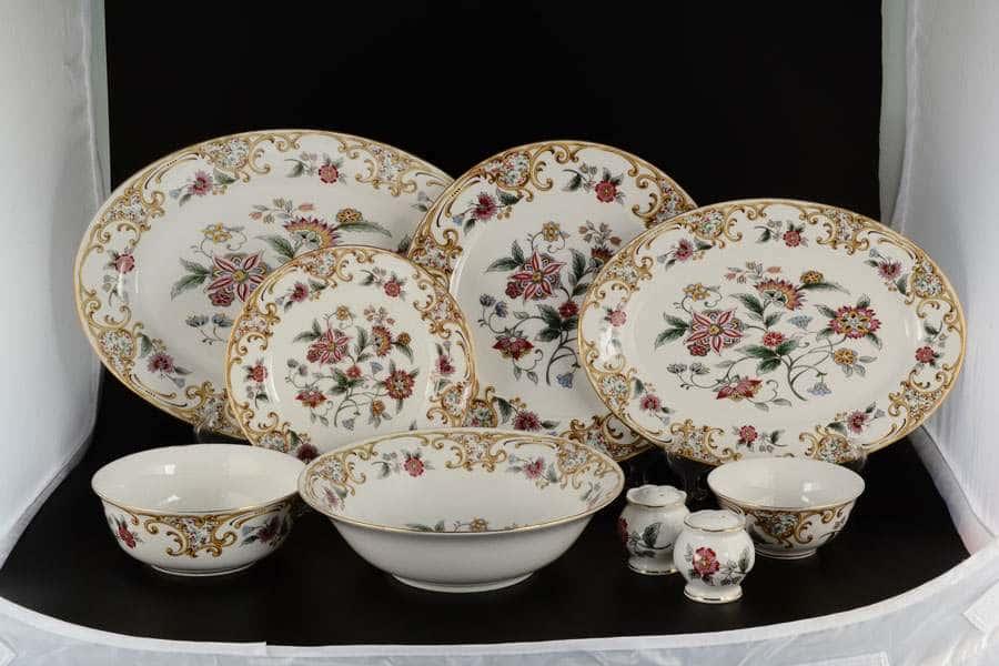 Версаль Столовый сервиз Royal Classics на 12 персон 46 предметов