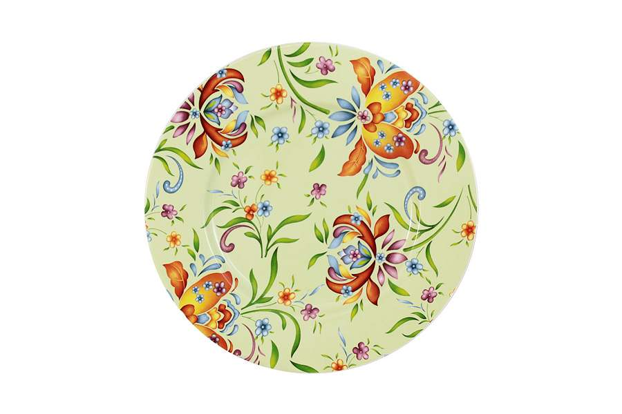 Тарелка (салатовая) Аквитания