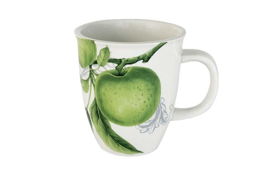 Кружка Зеленые яблоки