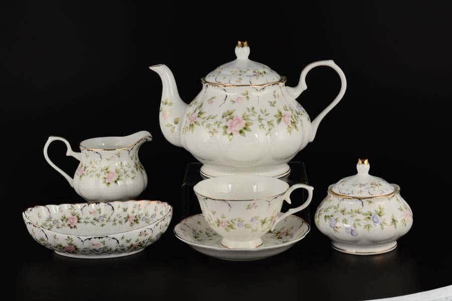 Воспоминание Чайный сервиз Royal Classics K4101 на 12 персон 28 пр