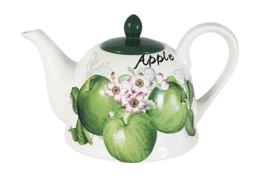 Чайник Зеленые яблоки