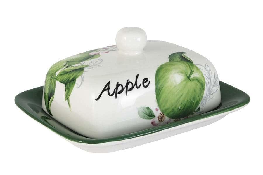 Маслёнка Зеленые яблоки LCS Италия