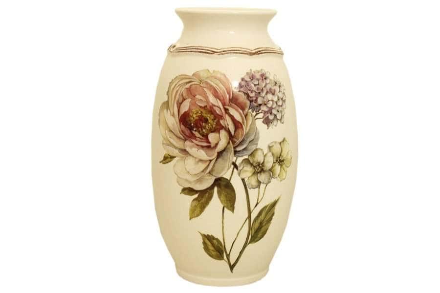 Ваза для цветов 30 см Сады Флоренции LCS Италия
