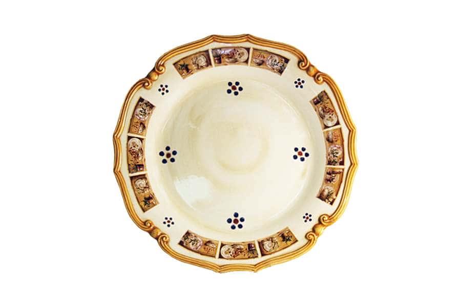 Блюдо круглое  Кантри LCS Италия