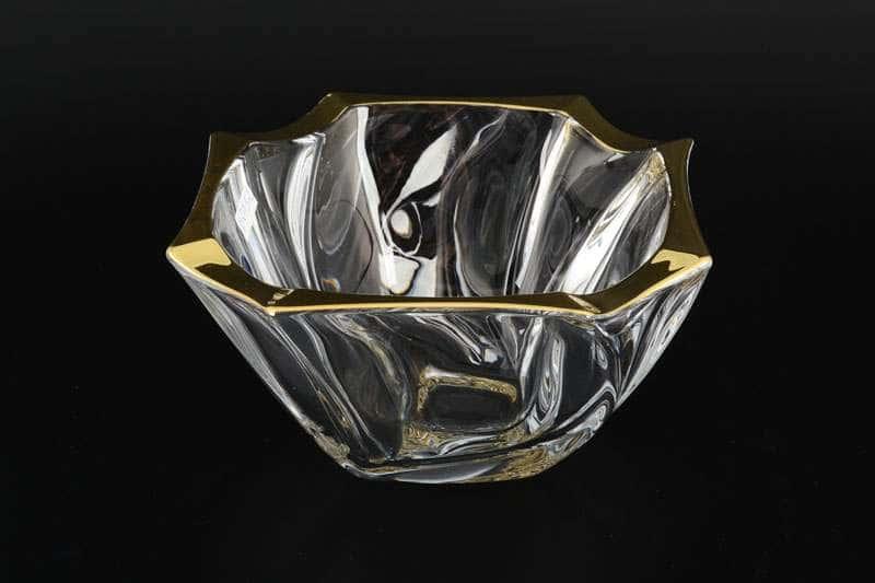 R-G Ваза стеклянная для конфет Bohemia 19 см