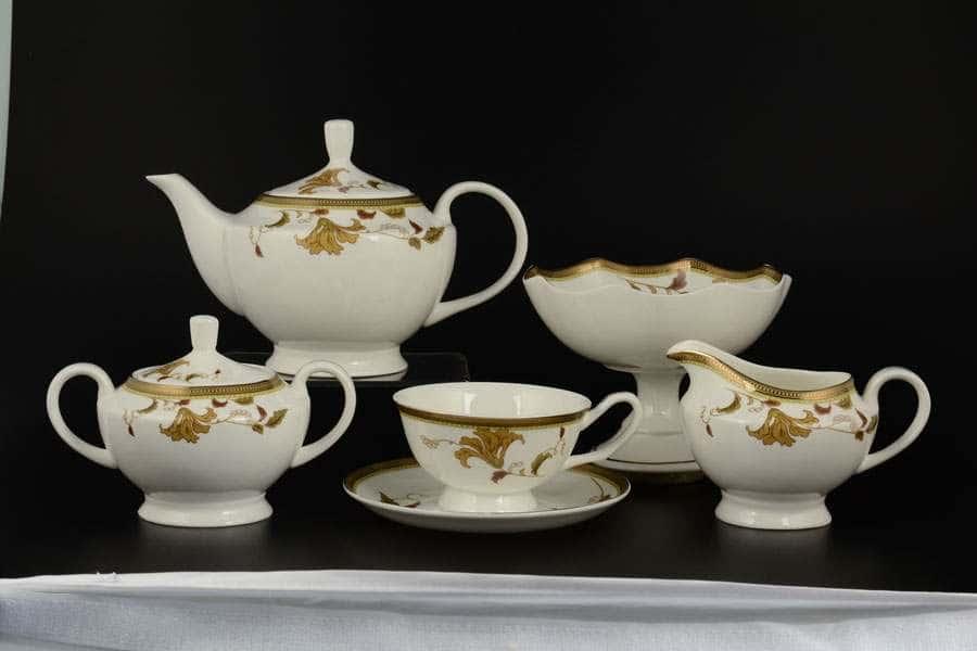 Лилиана Чайный сервиз Royal Classics  на 12 персон 30 предметов