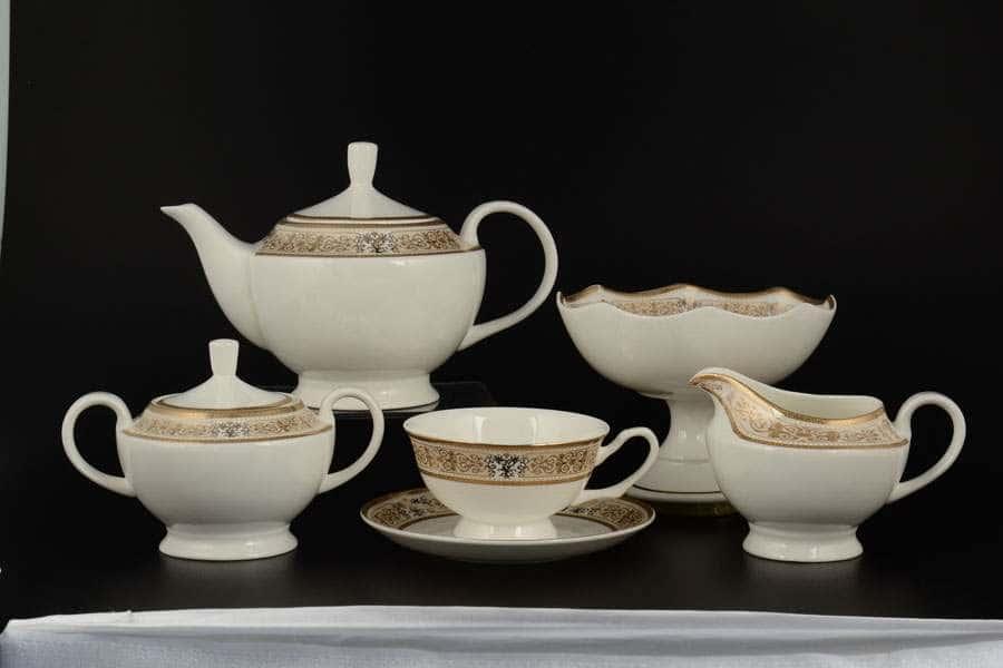 Шарлотта Чайный сервиз Royal Classics  на 12 персон 30 предметов