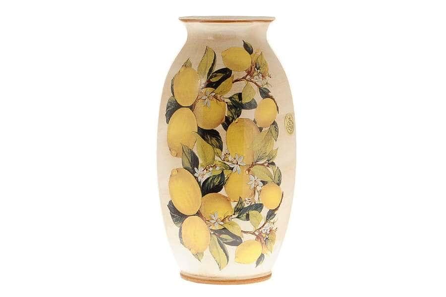 Ваза для цветов Итальянские лимоны LCS Италия