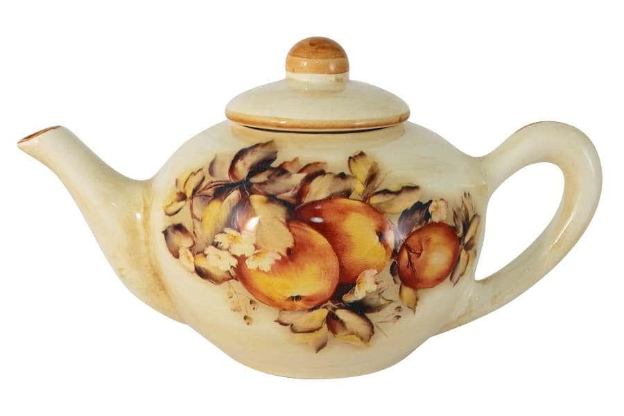 Чайник Зимние яблоки 0,65л LCS Италия