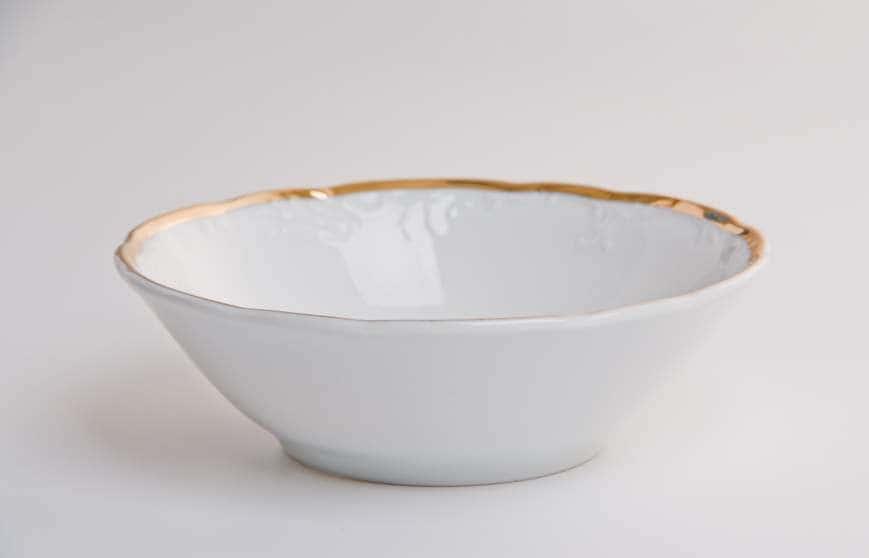 Тулип 17500 Салатник круглый Thun 23 см
