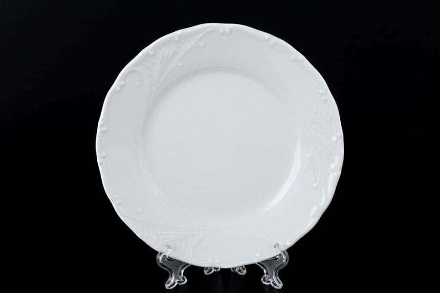 Лиана Недекорированный Набор тарелок MZ 19 см