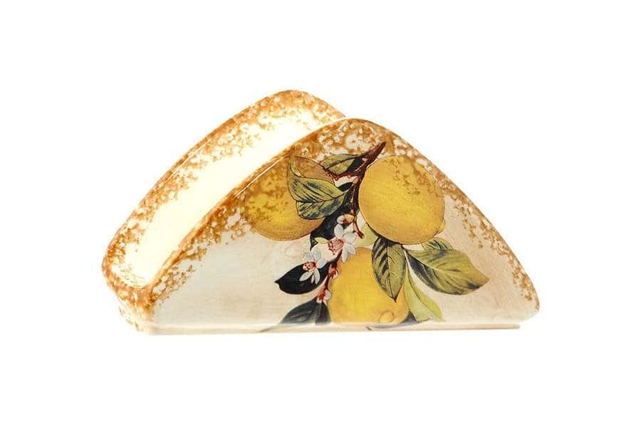 Салфетница Итальянские лимоны LCS  Италия