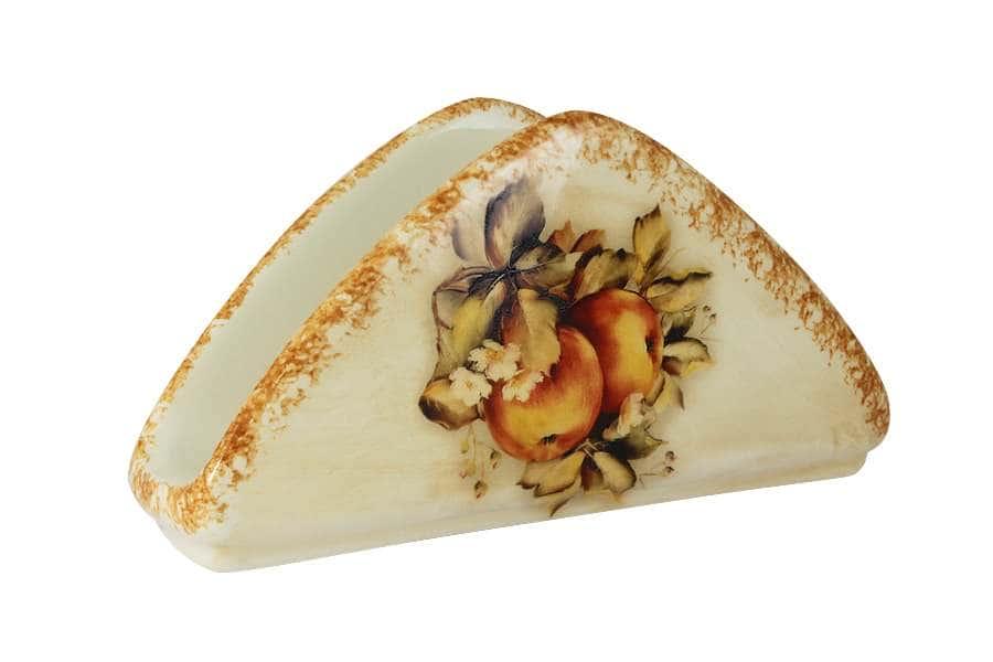 Салфетница Зимние яблоки LCS Италия