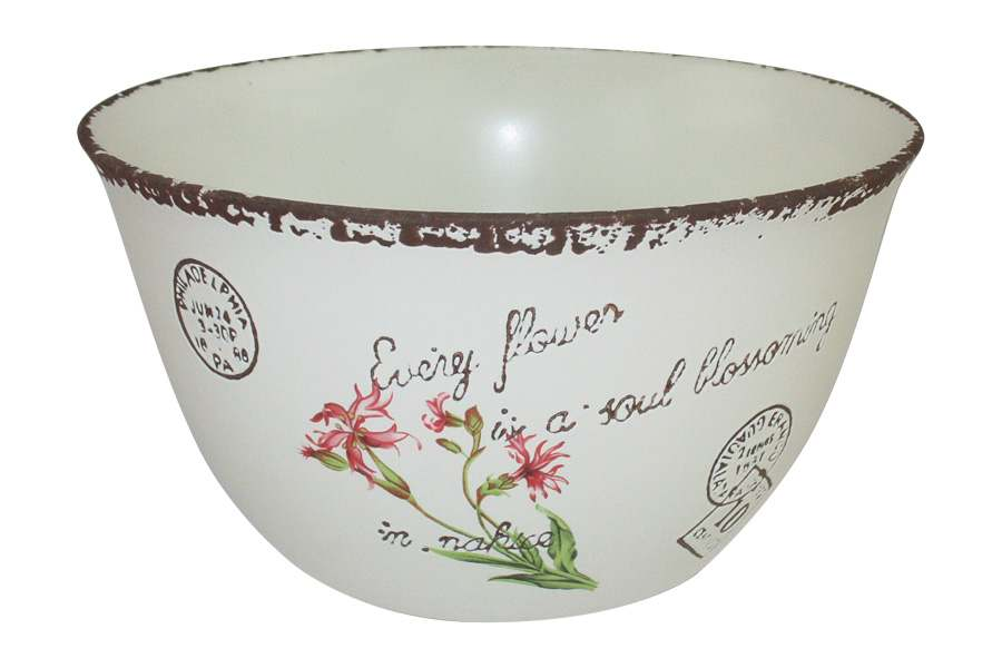 Салатник Воспоминания, большой LF Ceramic Китай