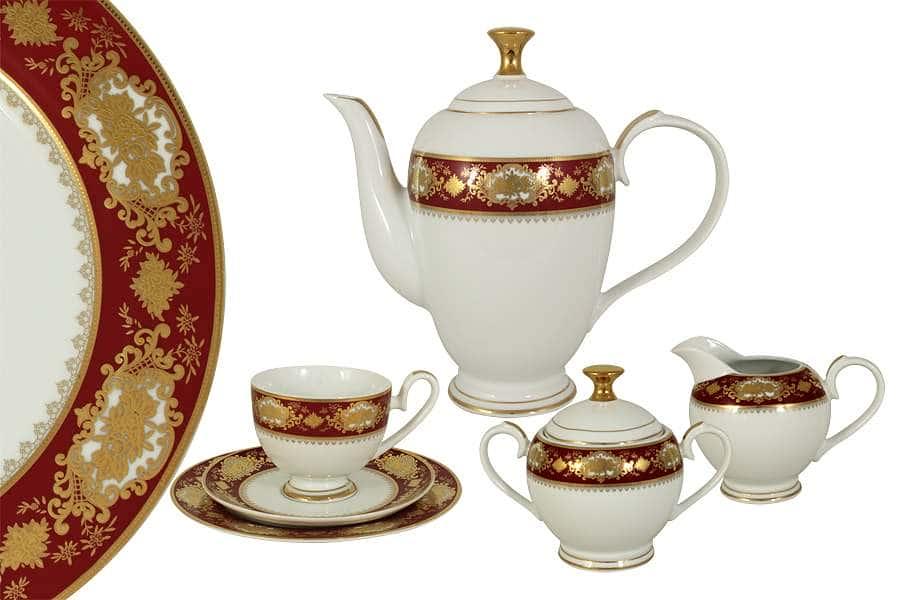 Чайный сервиз Жаклин 23 предмета на 6 персон Midori Китай