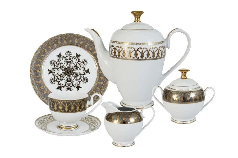 Чайный сервиз Вдохновение 23 предмета на 6 персон Midori Китай