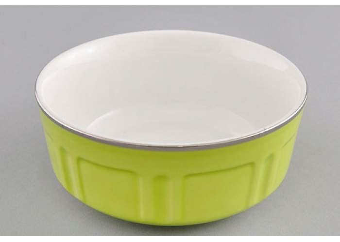 Блюдо для завтрака 15,5 см Мэри-Энн,салатовое