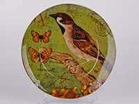 Птица Тарелка из керамики Waechtersbach 21 см
