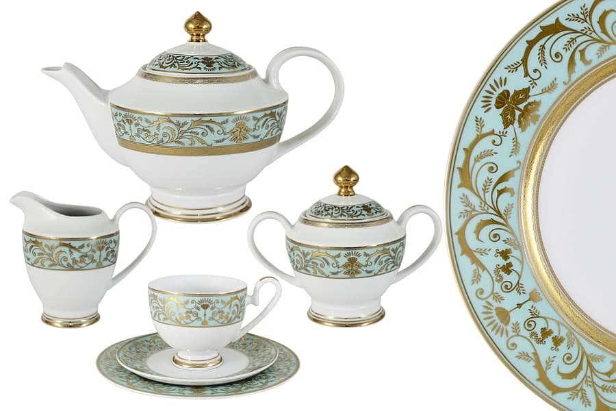 Чайный сервиз 23 предмета на 6 персон Шантильи Midori Китай