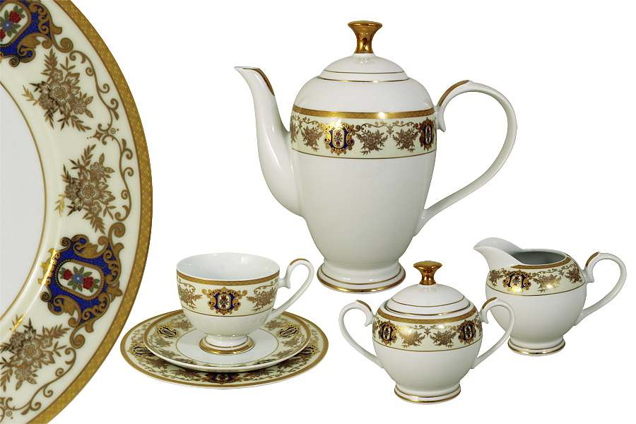Чайный сервиз Султан 23 предмета на 6 персон Midori Китай