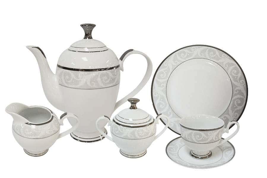 Чайный сервиз Шарлиз 23 предмета на 6 персон Midori Китай