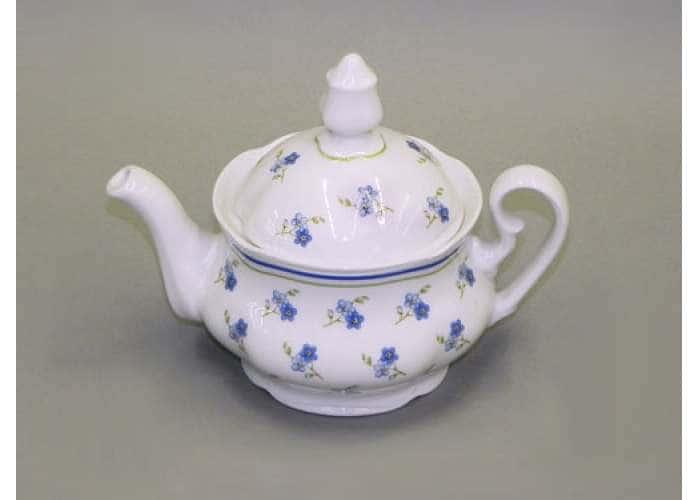 Чайник 0,35 л, Мэри-Энн, Синие цветы