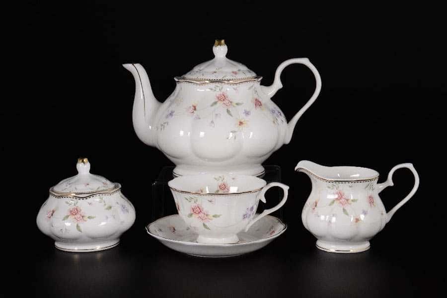 Алиса Чайный сервиз Royal Classics на 12 персон 30 предметов