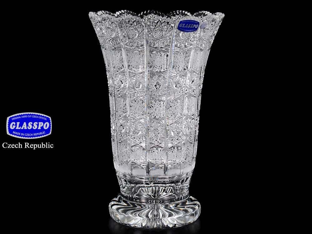 Ваза 25 см Glasspo