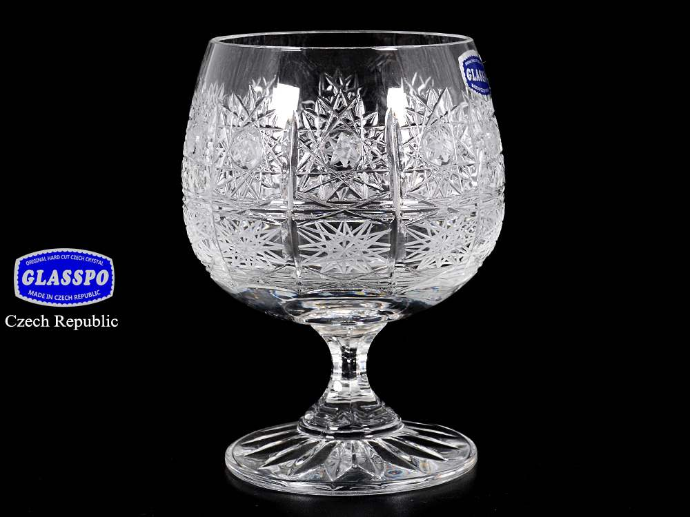 Набор бокалов для бренди 190 мл Glasspo