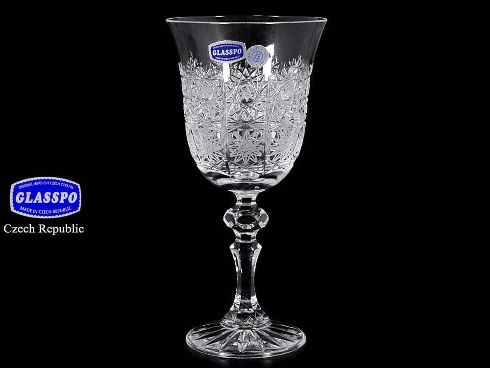 Набор бокалов для вина 170 мл Glasspo