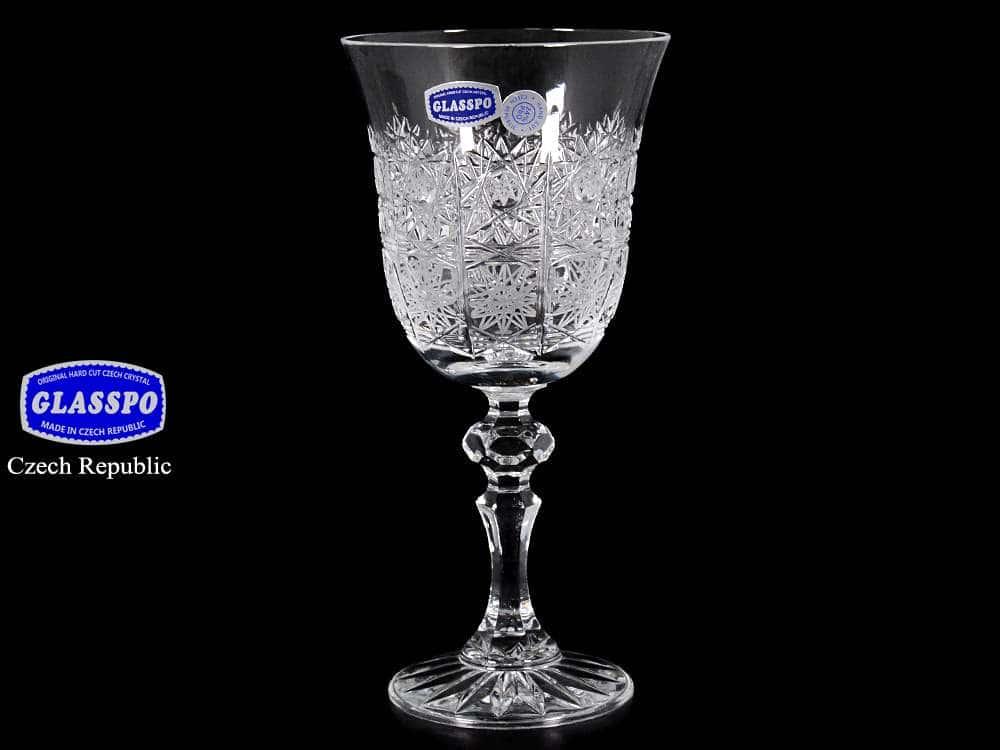 Набор бокалов для вина 220 мл Glasspo