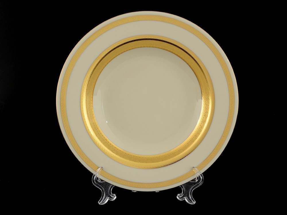 Crem Gold 9321 Набор тарелок глубоких Falkenporzellan 22 см